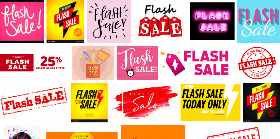 Flash Sale Hanya Sebatas Strategi Marketing Pembodohan Publik 5